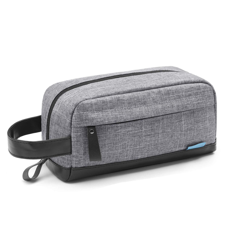 dbb24db3627 Amazon.com   UtoteBag Travel Toiletry Bag Portable Wash Bag Cosmetic  Organizer Bathroom Shaving Dopp Kit for Clippers   Grooming Tools Bathroom  Man Women   ...