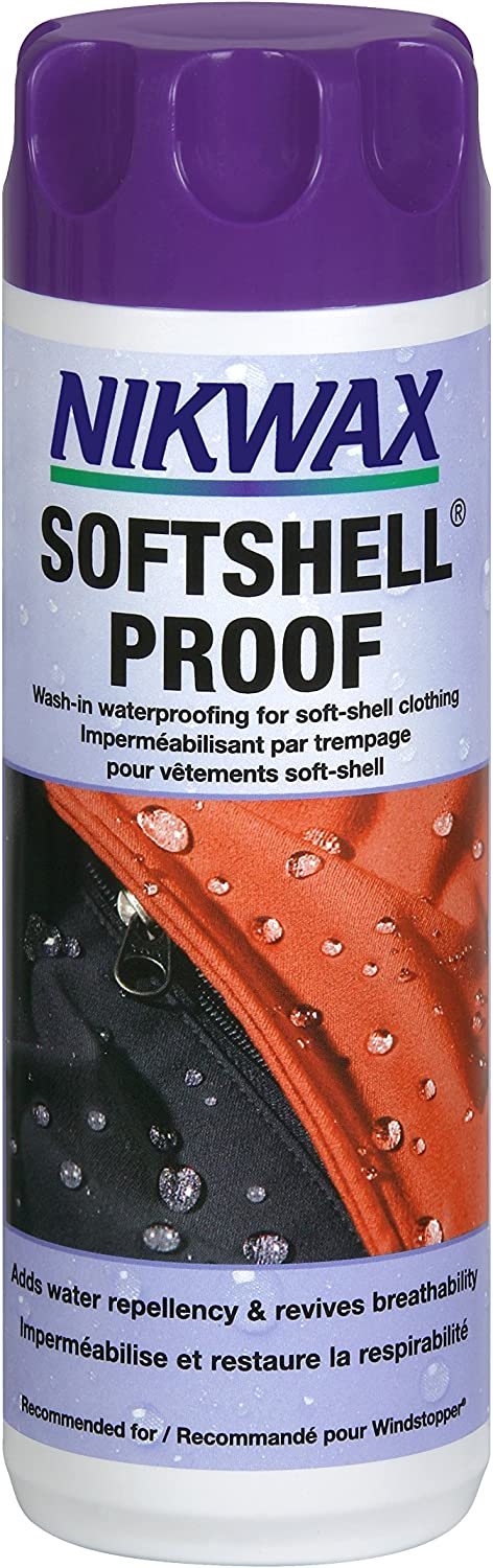 Nikwax Softshell Proof Waterproofing