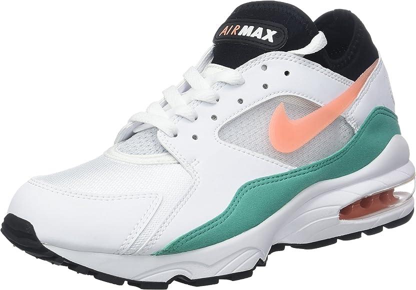 Nike Men's Air Max 93 White 306551-105