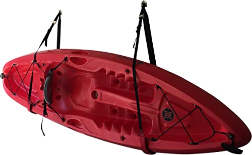 Kayak Wall Storage Sling Rack by Cor Surf