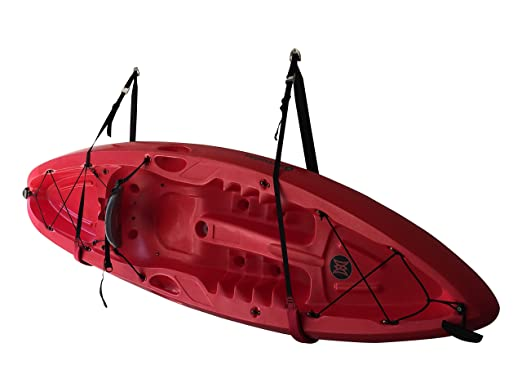 Kayak/Paddle Board alta resistencia acolchado bolsa de almacenamiento de pared/pantalla plana por Cor Junta estante