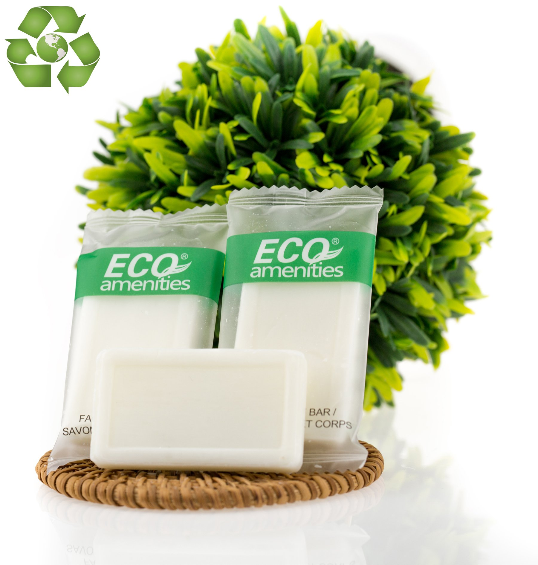 ECO AMENITIES Travel Size Soap