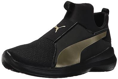 fbe641e71e8af4 PUMA Women s Rebel Mid WNS TT Mesh Sneaker