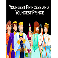 Story Of About The Youngest Princess and The Youngest Prince | S303 | A Bedtime Story Picture Book for Kids: English…