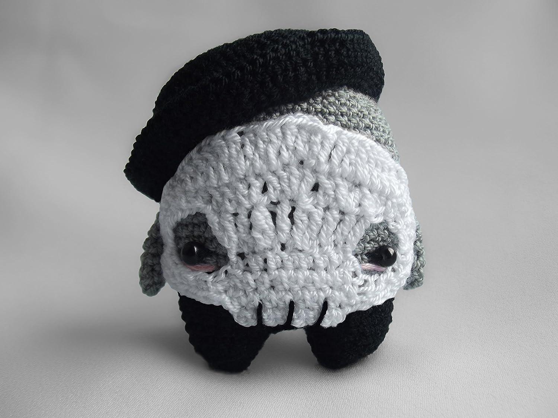 Crochet Skeleton ~ Cool Crafts for Kids, Biology University ... | 1125x1500