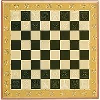 Eksen Ahşap Satranç Tablası, 30x30 cm