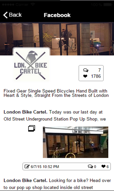 Amazon.com: LDN Bike Cartel: Appstore for Android