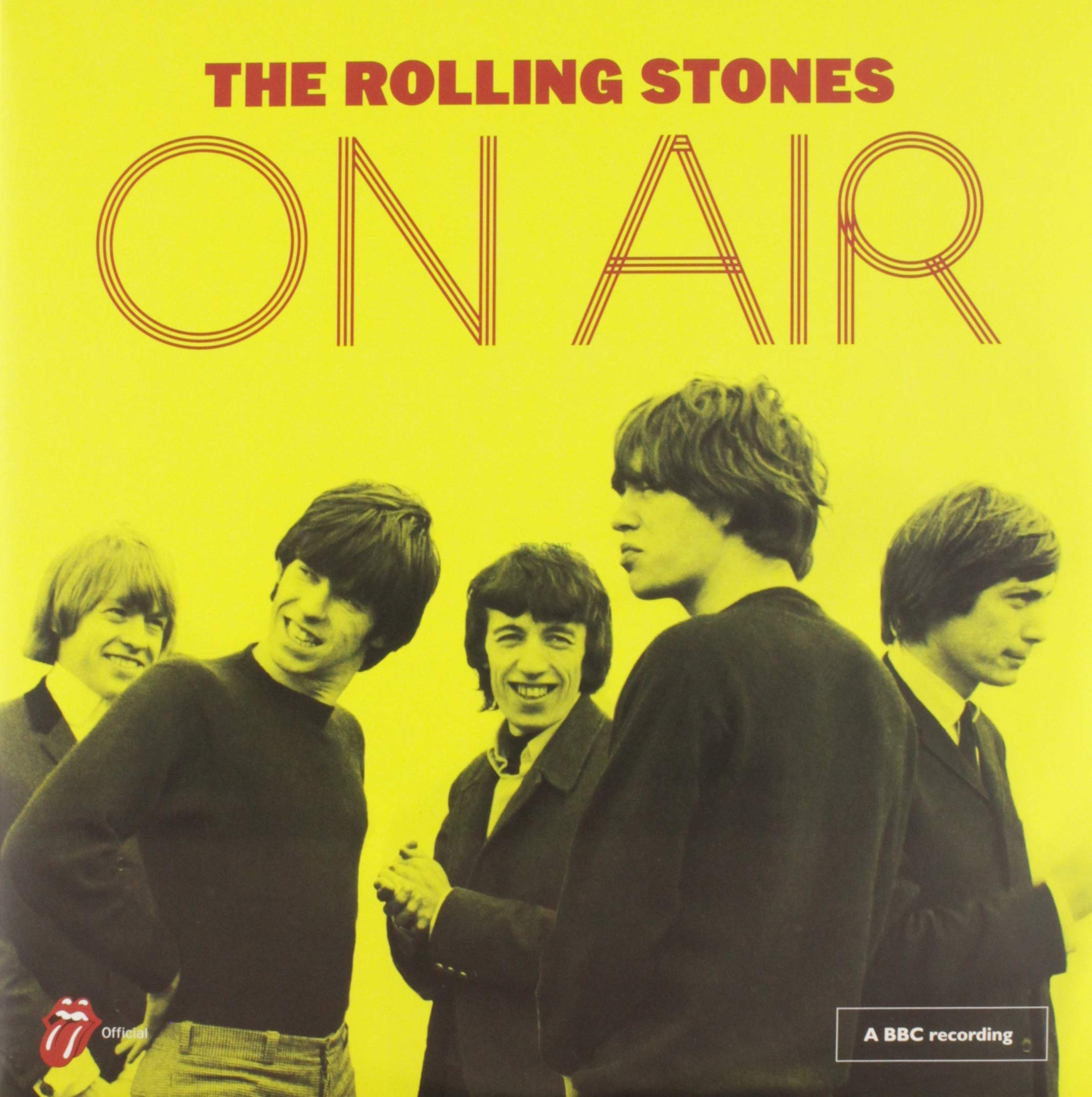 On Air [2 LP][Yellow]