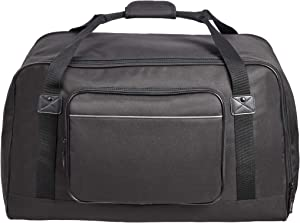 AmazonBasics Heavy-Duty Speaker Tote Bag for 12-Inch Speaker