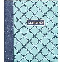C.R. Gibson Refillable Address Book, Ocean's Depth (A1-16876)