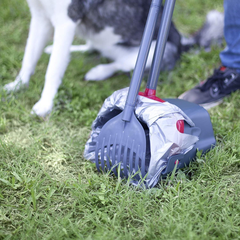 Petmate Clean Response Swivel Bin /& Rake