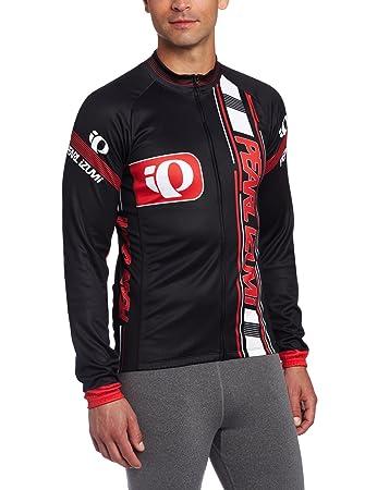 594932e57 Pearl Izumi Elite Men s Thermal Cycling Jersey  Amazon.co.uk  Sports ...
