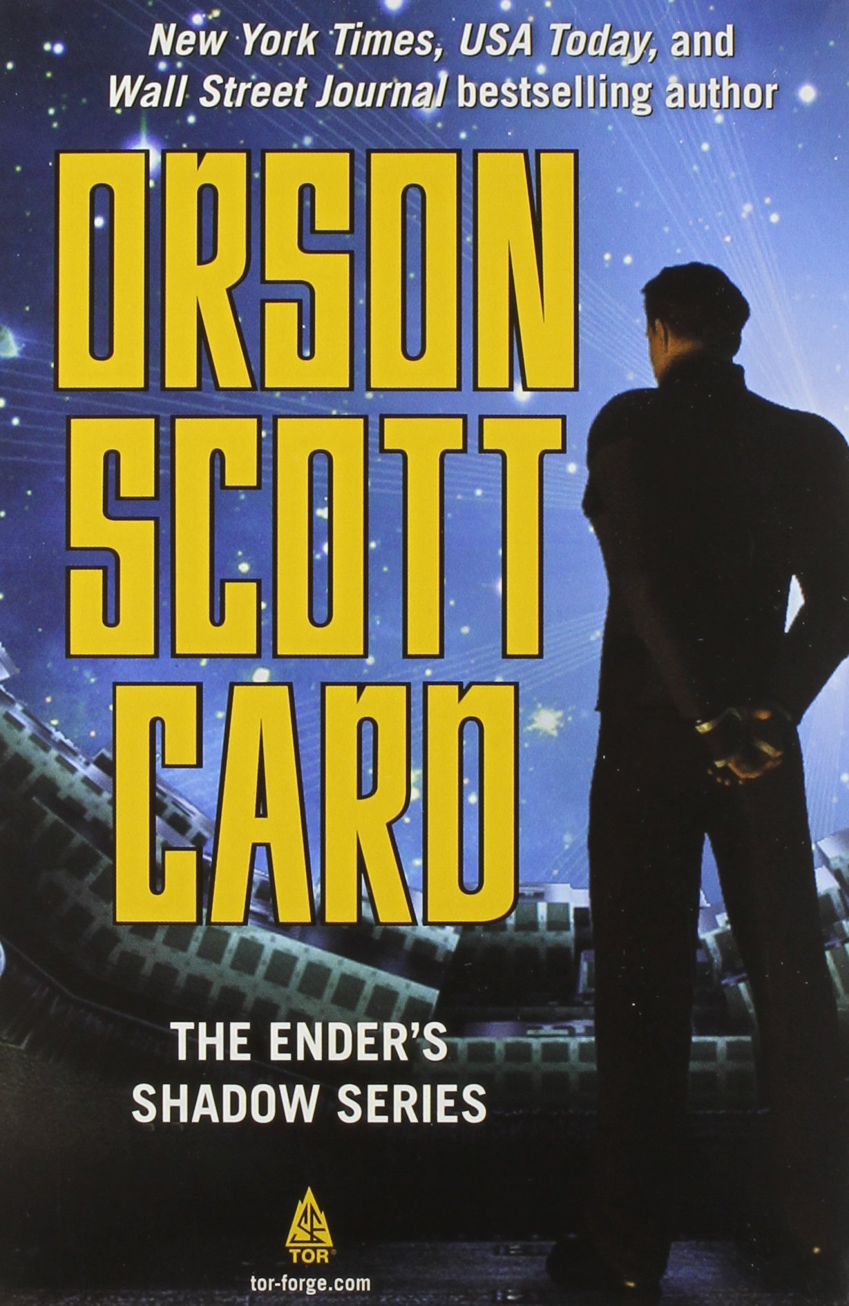 orson scott card essays Home :: about george :: on writing (essays) :: the preface that never was   when the envelope was ripped open, orson scott card was the winner card's.