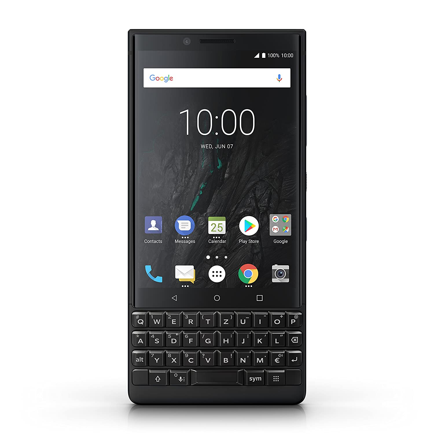 63df28ee0be BlackBerry KEY2 128GB Factory Unlocked SIM-Free 4G: Amazon.co.uk:  Electronics