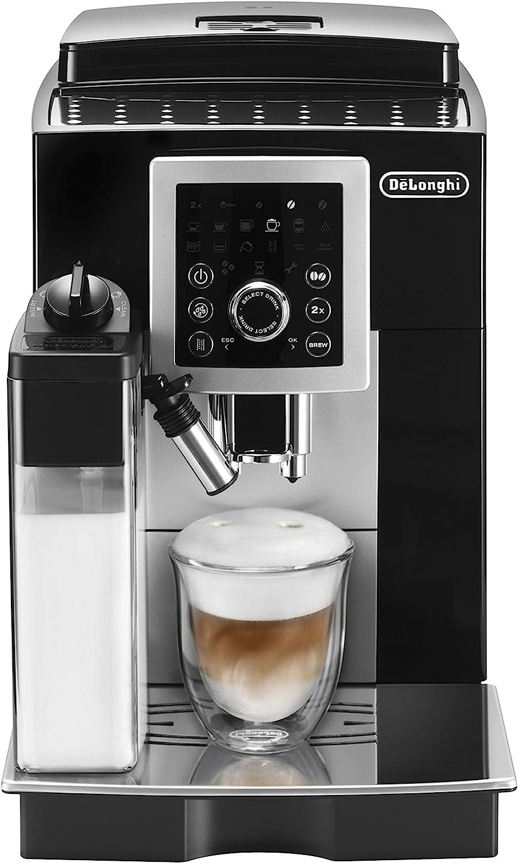 De'Longhi Magnifica Smart Espresso & Cappuccino Maker, Black