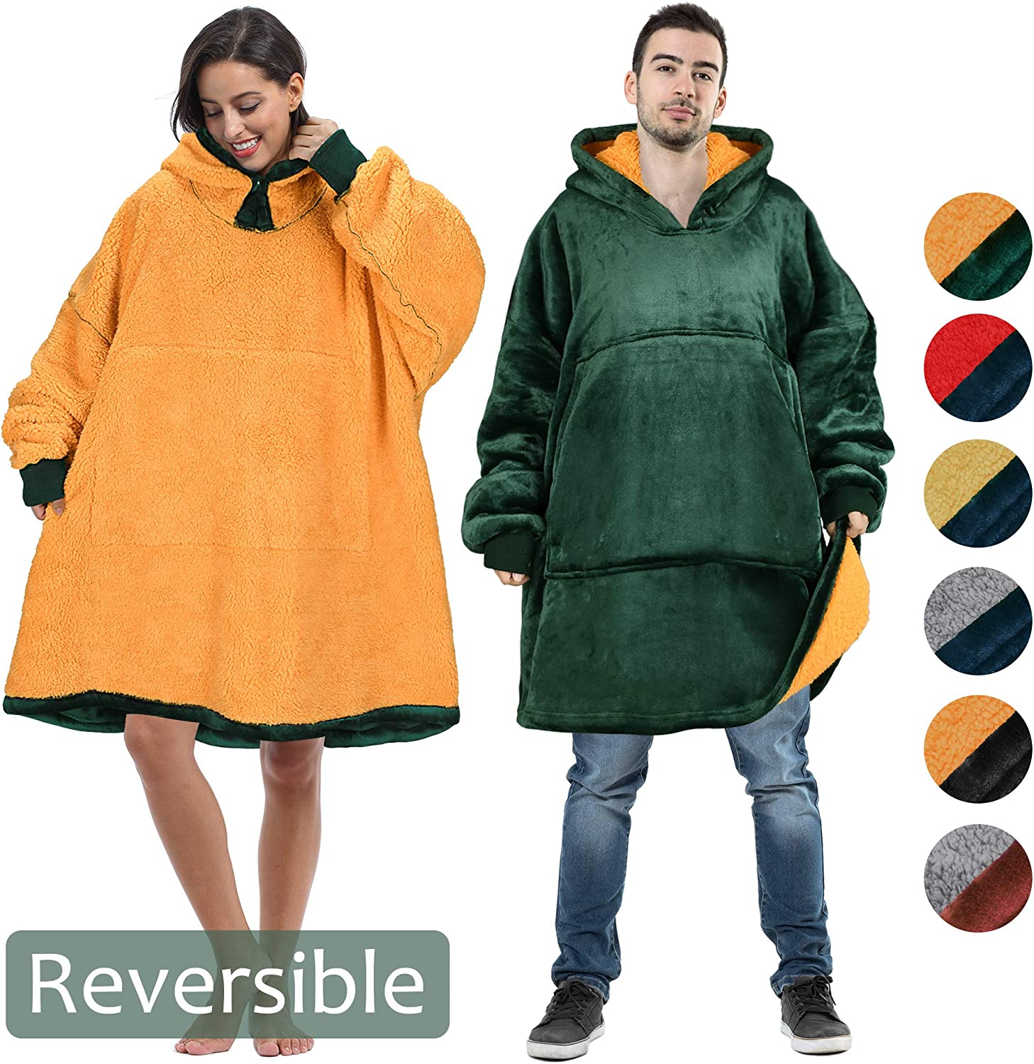 new stock item sherpa hoodie super quality warm fashionable  with free p+p