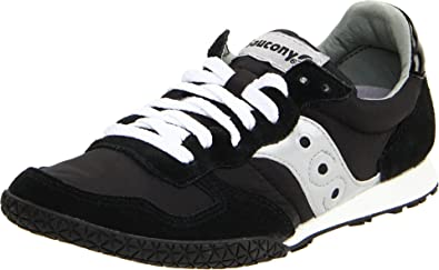 saucony black and silver