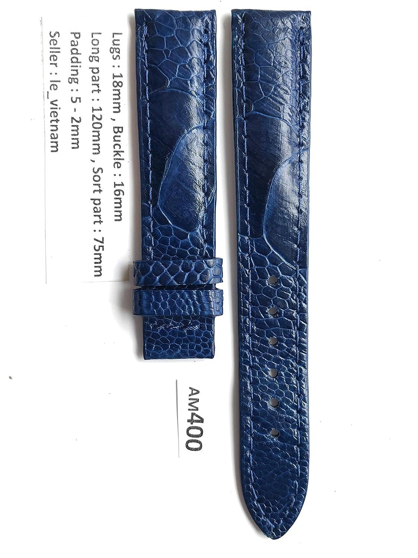 le_vietnam APPAREL メンズ US サイズ: 18mm / 16mm カラー: ブルー  B07843F1LH