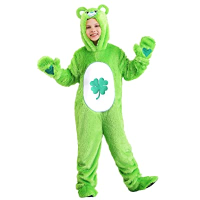 Care Bears Classic Good Luck Bear Child's Costume: Clothing