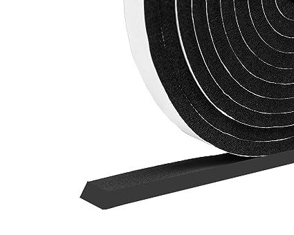 Foam Insulation Tape 30ft Self Adhesive Seal Mounting Plumbing HVAC Waterproof