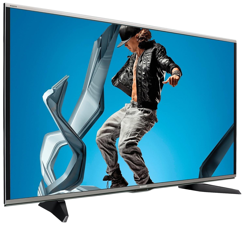 sharp 80 flat panel tv aquos quattron 3d. Amazon.com: Sharp LC-80UQ17U 80-inch Aquos Q+ 1080p 240Hz 3D Smart LED TV: Electronics 80 Flat Panel Tv Quattron 3d L