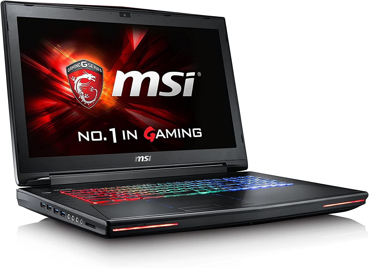 "MSI GT72S Dominator G-037 17.3"" GAMING LAPTOP NOTEBOOK GTX970M i7-6820HK 16GB 128SSD+1TB G-SYNC THUNDERBOLT"