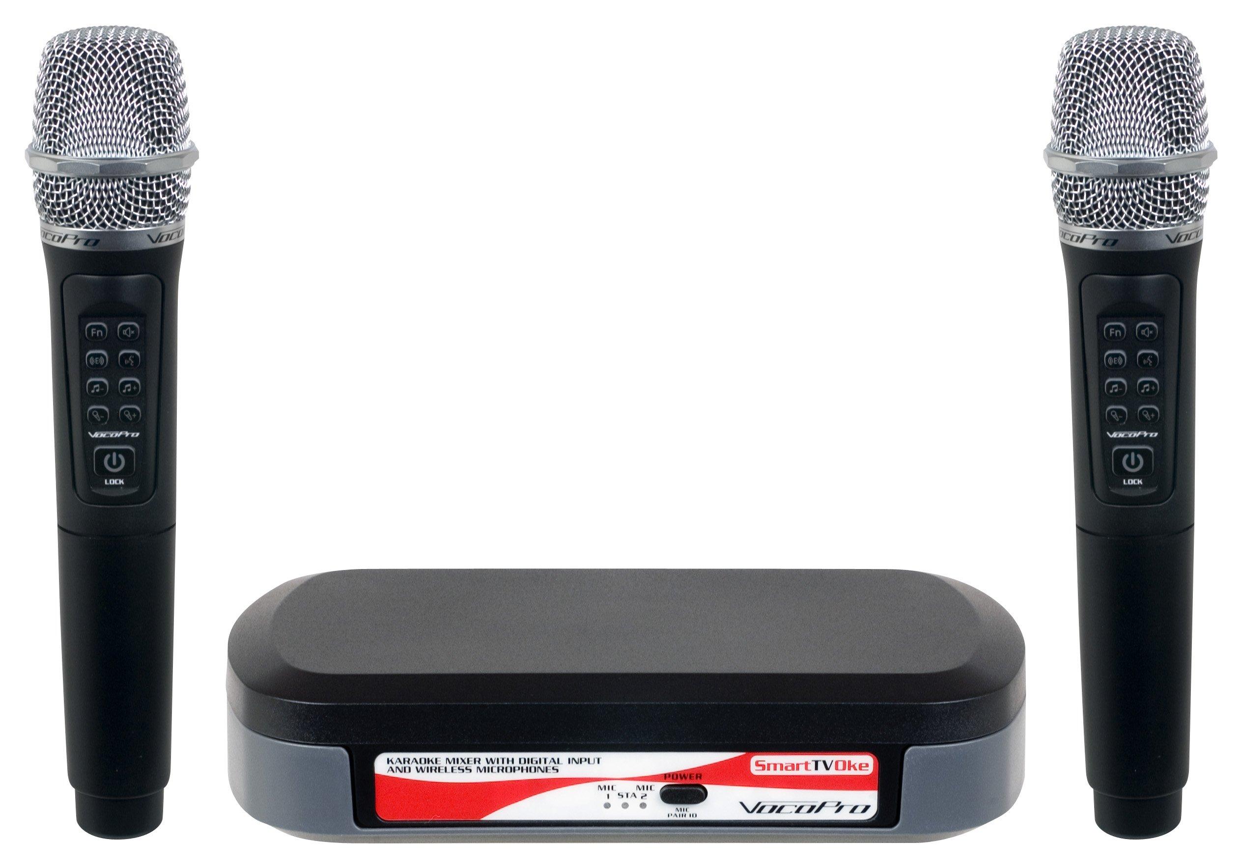 VOCOPRO SmartTVoke Karaoke System - Home