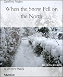 When the Snow Fell on the North: A Winter Walk (English Edition)