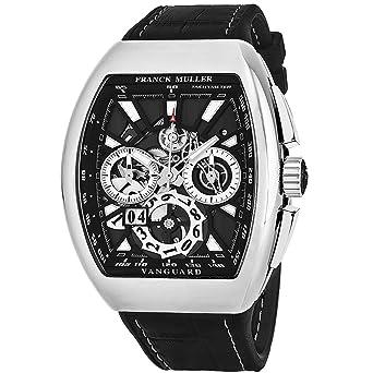 Franck Muller Vanguard Grande - Reloj cronógrafo automático para ...