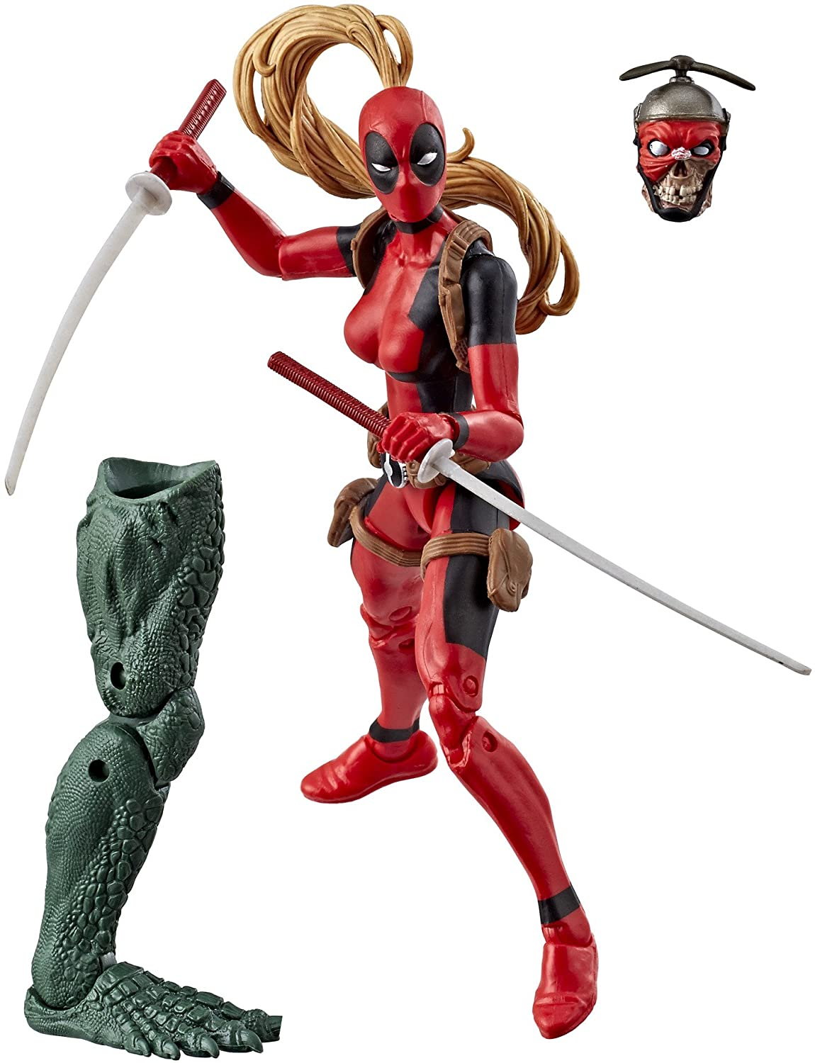 "6 /"" X-Men Deadpool Marvel Legends de jouets d/'action Figurine Cadeau"