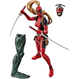 Marvel Figura Lady Deadpool Legends, 6 Pulgadas