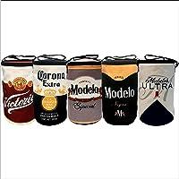 ABInBev Hielera portatil 16 latas Producto Oficial de Corona, Victoria, Modelo Especial, Negra Modelo, 36cm Alto x 26cm…