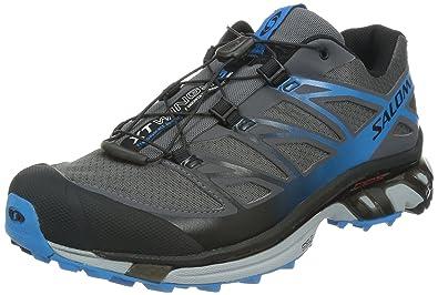 innovative design 2ffbb c1153 Salomon Men s XT Wings 3 Trail Running Shoe,Dark Cloud Light Onix Methyl