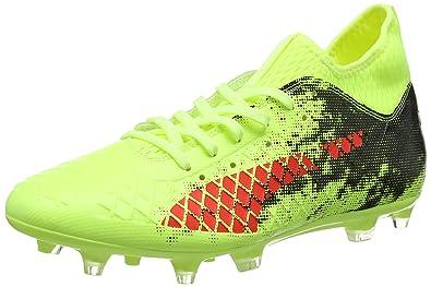 Future Calcio Puma Eu red Blast 1 Da Yellow Scarpe 18