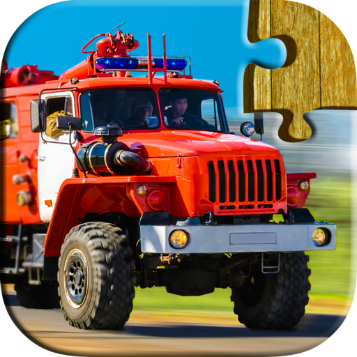 Cars, Trucks, Trains Jigsaw Puzzles for Kids - Full version (Freetime Edition) - Fun and Educational Vehicles Puzzle Game for Kids and Preschool Toddlers, Boys and Girls 2, 3, 4, or 5 Years Old