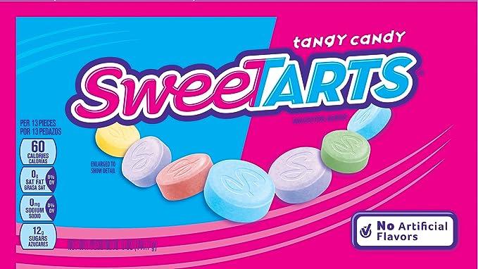 SweeTARTS Original Candy, 5 Ounce Box (Pack of 12): Amazon.es: Alimentación y bebidas
