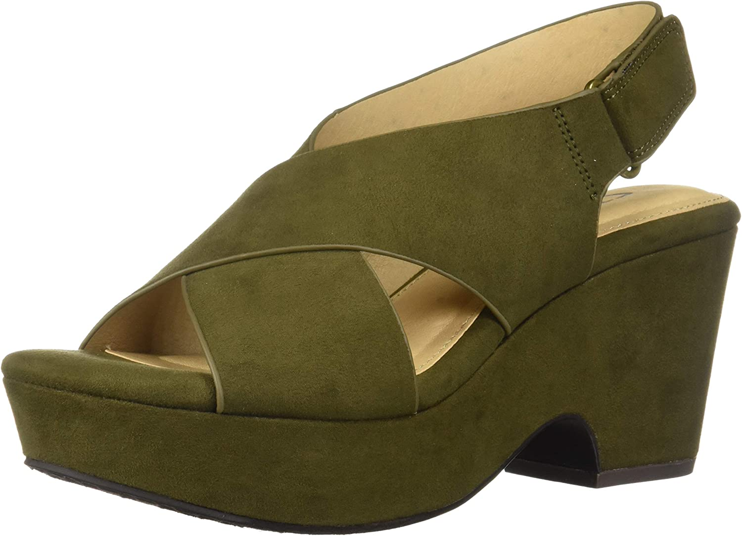 CL by Chinese Laundry Women's Capital Heeled Sandal