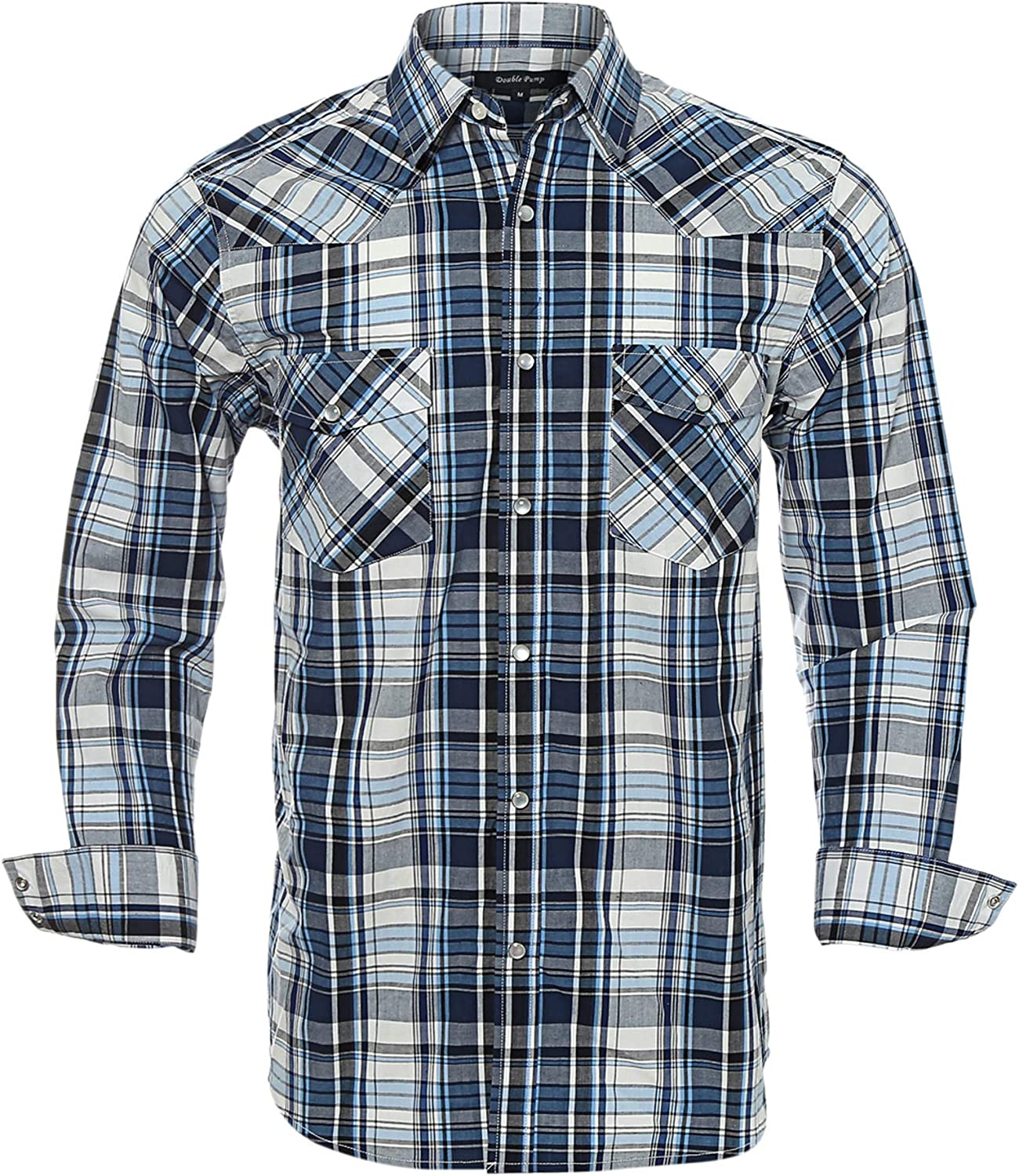 Western Shirts for Men with Snap