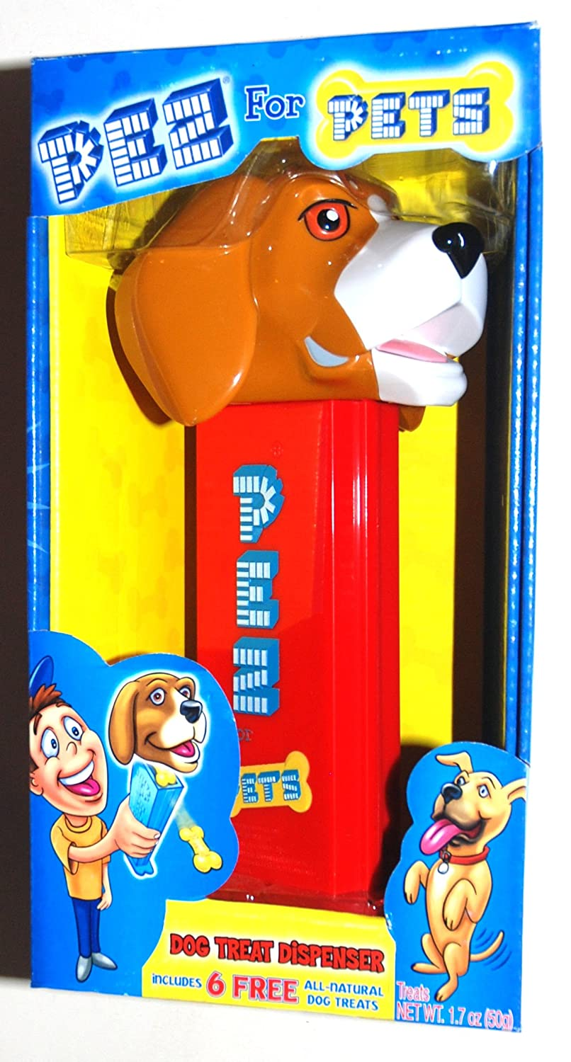 Extra grande 8 Beagle Perro pez Treat dispensador con 6 Treats por Sherpa mascota grupo: Amazon.es: Productos para mascotas