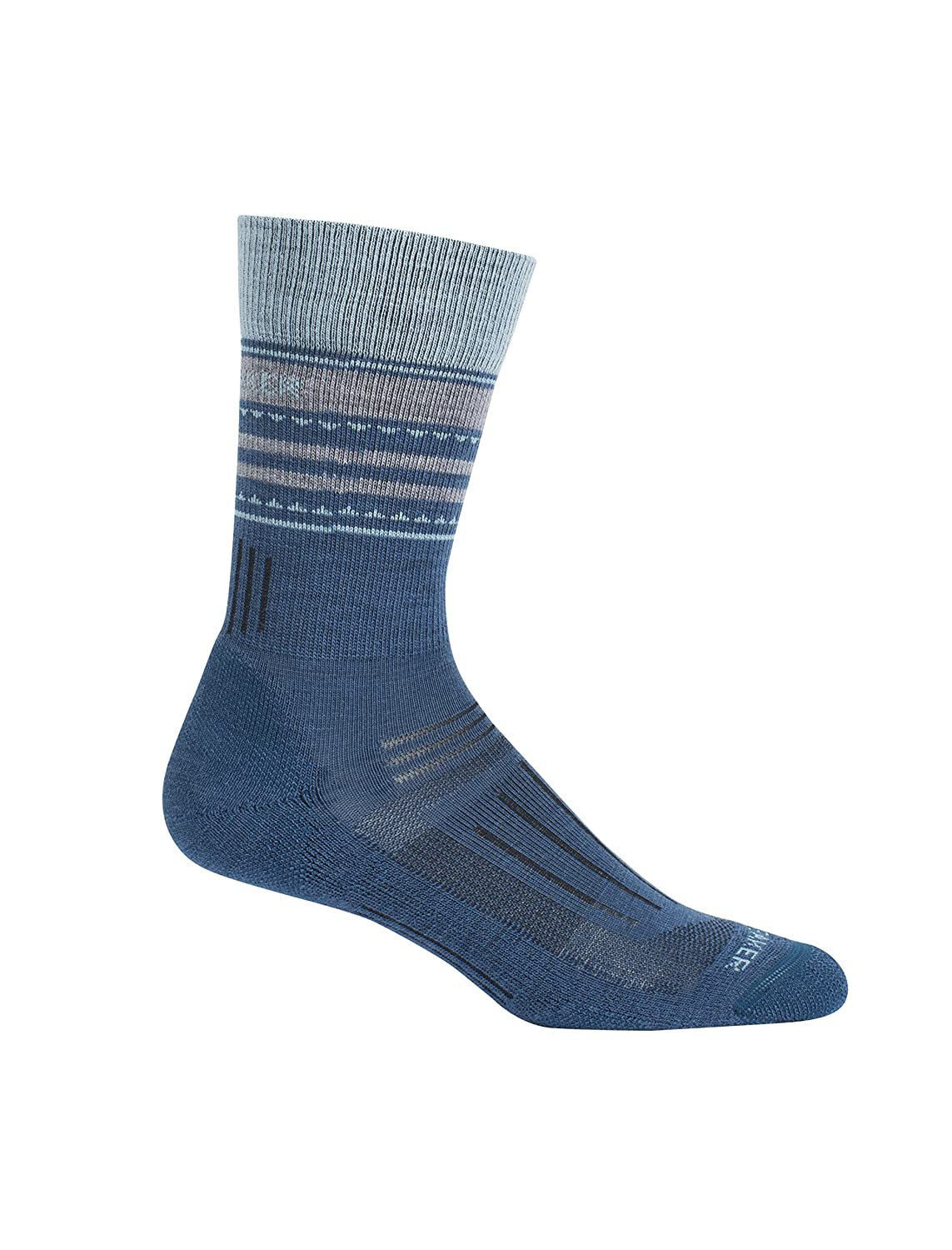 Icebreaker Women's Hike Plus Med Crew Socks IBND15