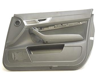 Audi A6 C6 delantera OS derecho negro puerta tarjeta: Amazon.es: Coche y moto