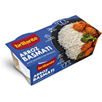 Brillante Arroz Basmati 125G X 2 - [Pack