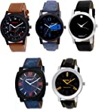 DCH Analogue Multicolor Dial Men's Watch - Na