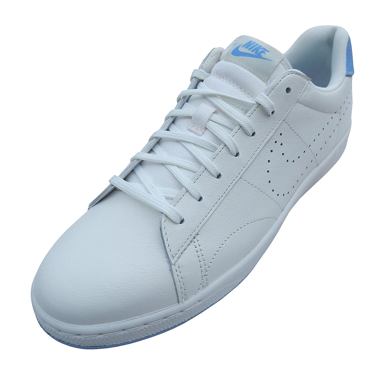 Nike Menns Tennis Klassiske Ultra Skinn Menns Sko Elfenben / Aluminium / Elfenben 29sG8pKjvK