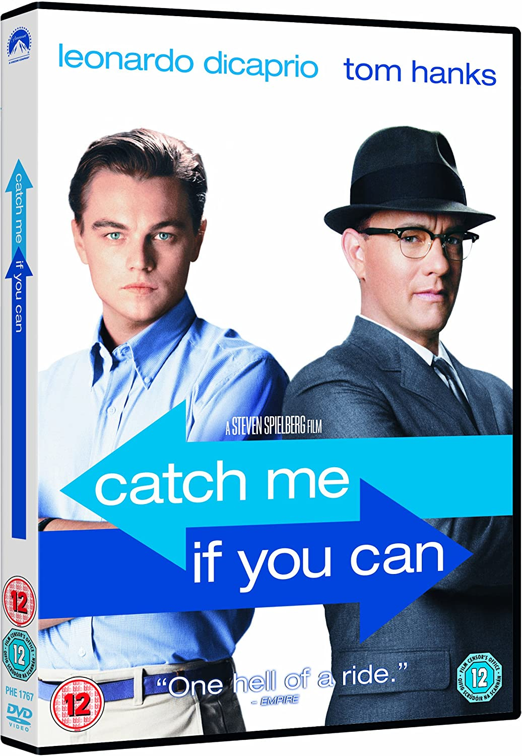 Catch Me If You Can Amazon Ca Dvd
