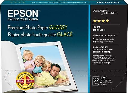 Prem Photo Paper Glossy 4x6