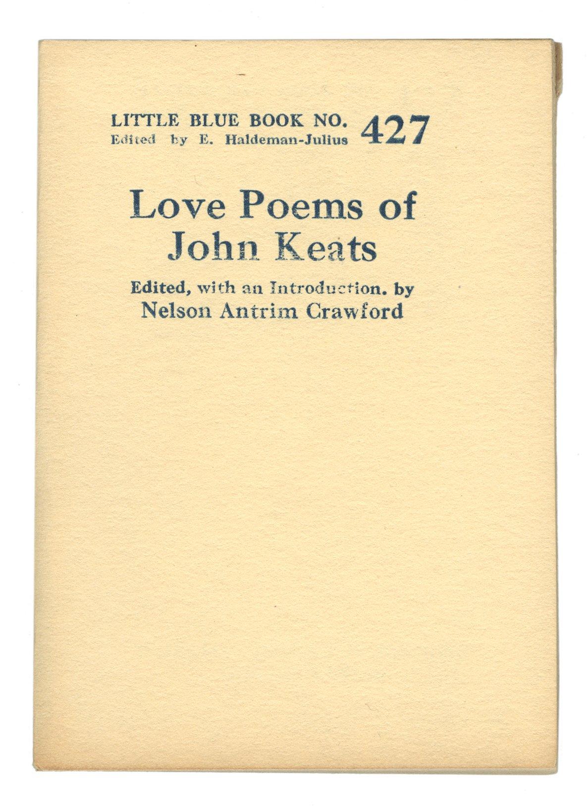 45 Elegant John Keats Love Poems
