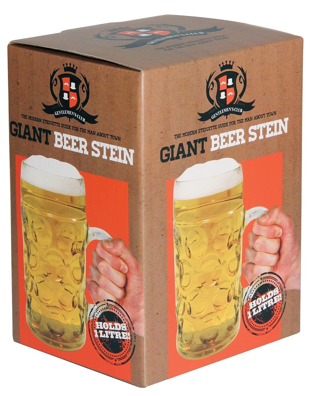 Gentlemens Club Paladone Jarra de cerveza gigante