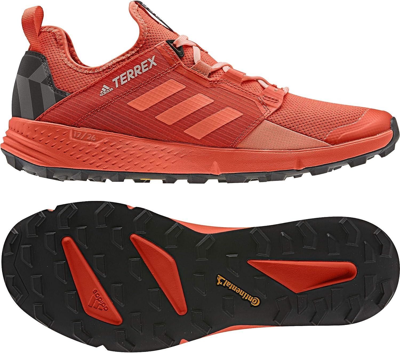 Adidas Terrex Speed LD, Zapatillas de Deporte para Hombre, Multicolor (Naract/Naraut/Negbás 000), 46 2/3 EU