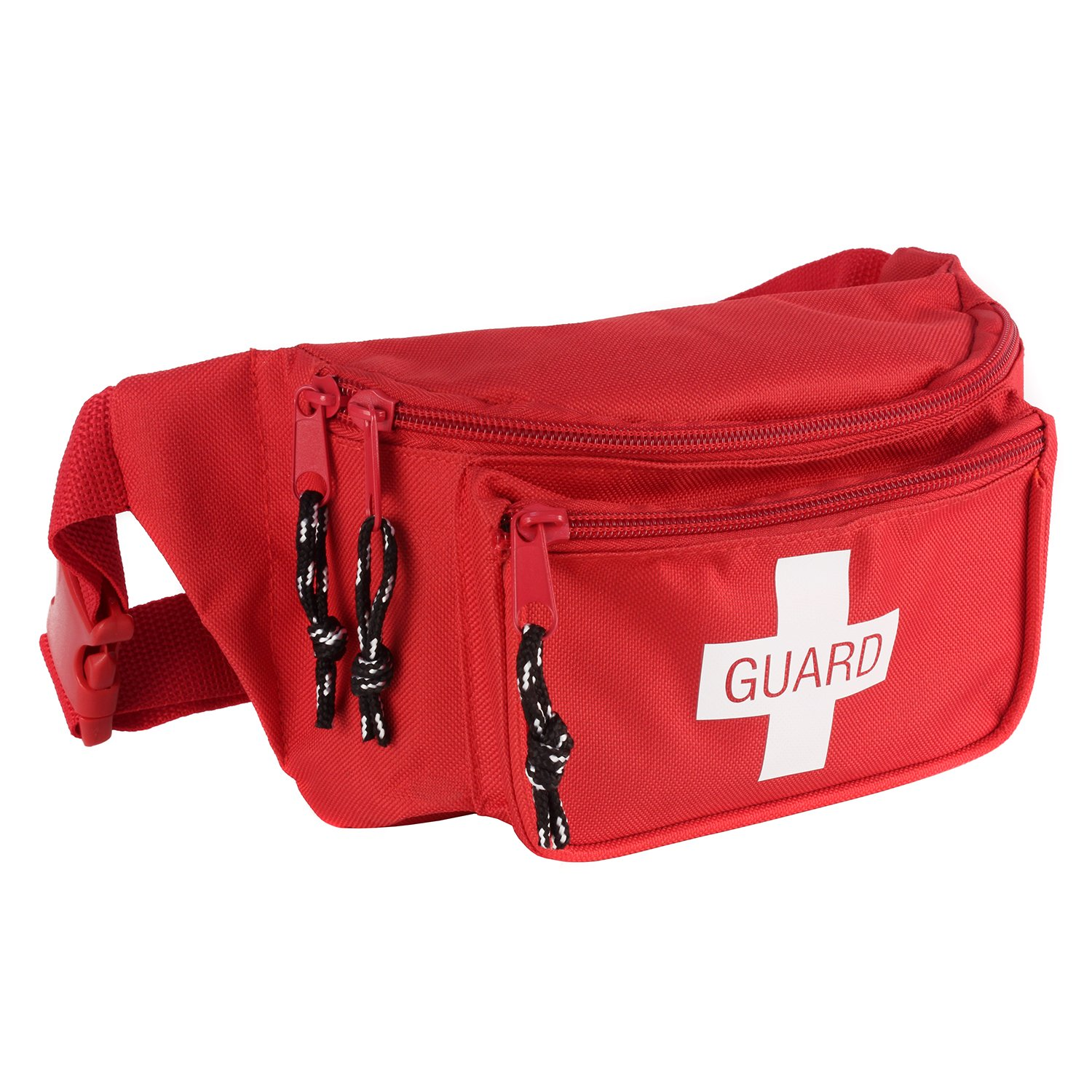 MediTac Lifeguard Fanny Pack / Hip Pack (Lifeguard Pack With Whistle)